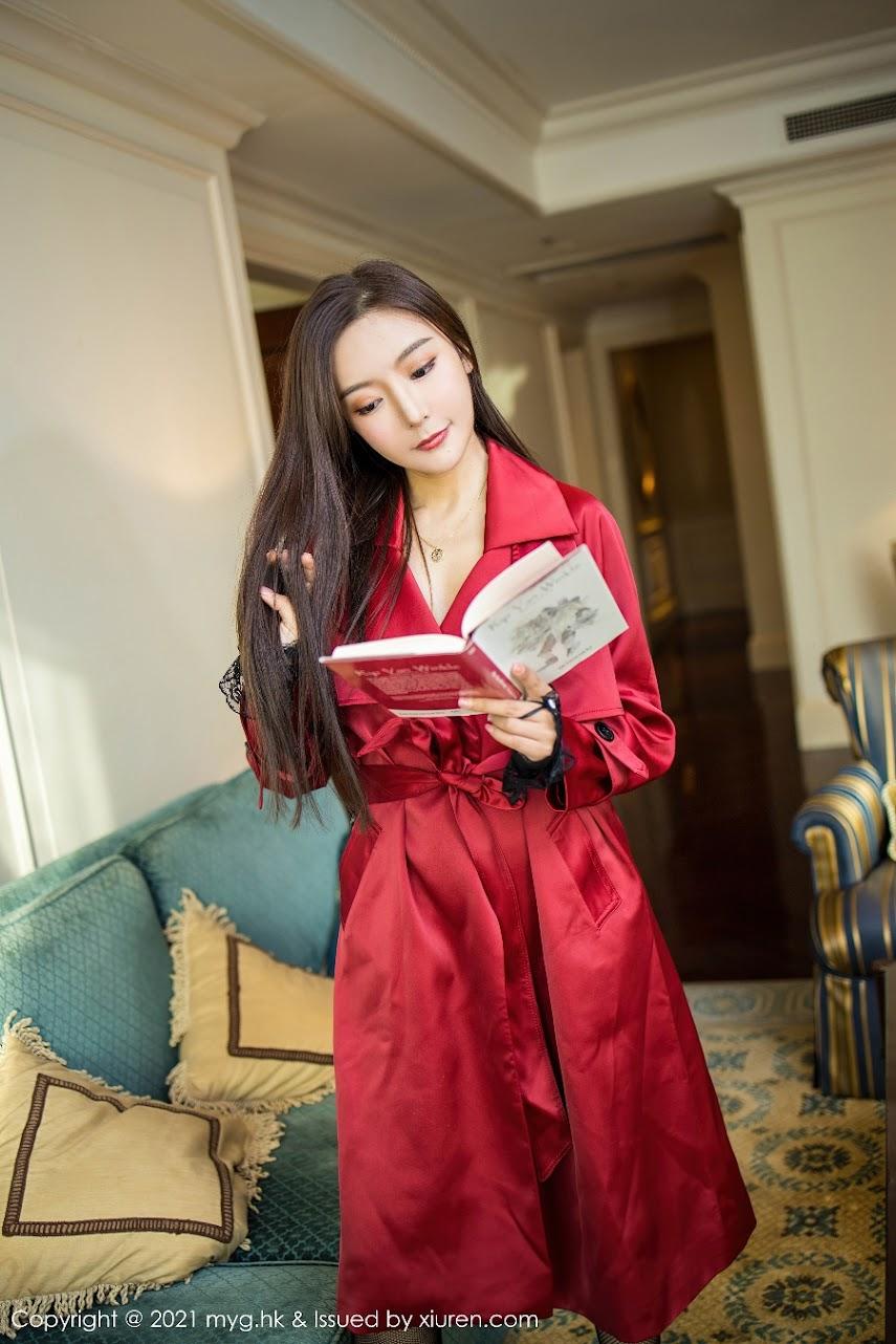 [MyGirl] 2021-03-05 Vol.496 Wang Xinyao yanni